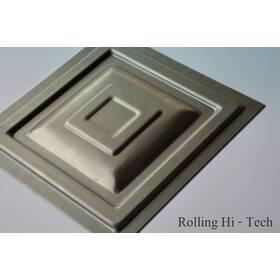 Фільонка металева 280*280*1,5мм