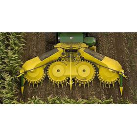 Жатка роторная для уборки кукурузы на силос Kemper Champion 4500
