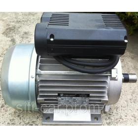 Однофазні електродвигуни 71 габарит 0,370 кВт, 1400 волоків.