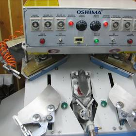 Пристрої для вивертання і формування комірів OSHIMA OP - 565 III