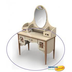 Туалетный столик BR-An-08-3 Angel (Ангел)