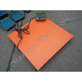 Весы платформені ЗЕВС економ ВПЕ- 1000-4 (Н1010)