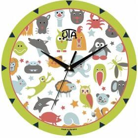 """Прикольные часы на стену """"Зоо"""""""