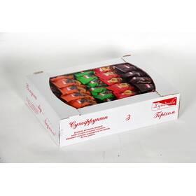 """Набор (микс 4) глазированных конфет """"Сухофрукты с орехом"""" 1,5 кг"""