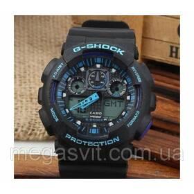 9f43b5f3f7b4 Наручные часы Casio G-Shock (Касио Джи Шок) – черно-синие цена ...