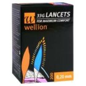 Ланцети універсальні Велліон/Wellion (Австрія) 50 штук