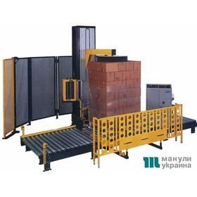 Автоматический паллетоупаковочный комплекс WS46 SIAT, купить в Украине