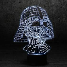 """3D світильник """"Дарт Вейдер"""""""