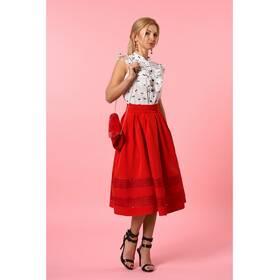 Стильний жіночий костюм 658