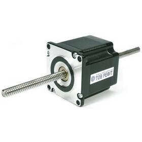 Линейный шаговый двигатель (актуатор) SM57HT56-2804