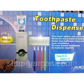 Дозатор зубної пасти утримувачі зубних щіток