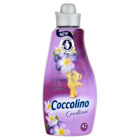 Кондиционер-ополаскиватель Coccolino Purple Orchid & Blueberries, парфюмированный 1.5 л (42 пр)