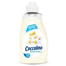 Кондиционер-ополаскиватель Coccolino Sensitive, 1,8 л (57 пр)