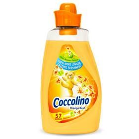 Кондиционер-ополаскиватель Coccolino Orange, 1,8 л (57 пр)