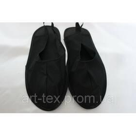 Тапочки чоловічі похоронні Чорний 40