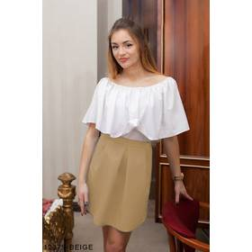 Женская юбка Roberta (BEIGE)