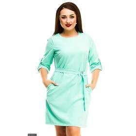 Платье 8512545-1 ментол Весна 2018 Украина