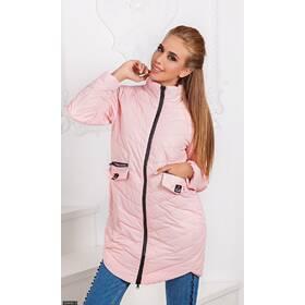 Куртка 333433-3 розовый Осень-Зима 2017 Украина