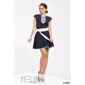 Женское платье Круж темно синий