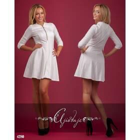 Платье - 4280 (белый)