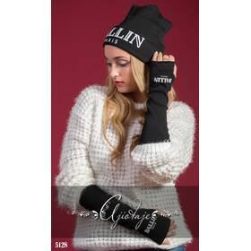 Перчатки - 5128 (черный)