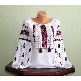 українські вишитий одяг ручної роботи