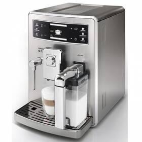 Супер автоматическая профессиональная кофеварка Philips Saeco Xelsis Stainless Steel