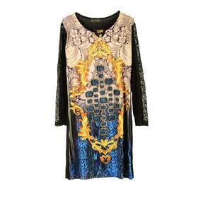 Сукня турецька зі вставками сіткою