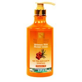 Увлажняющий крем-гель для душа с маслом облепихи Health & Beauty Moisture Rich Shower Cream with Obliphicha Oil 780 мл.