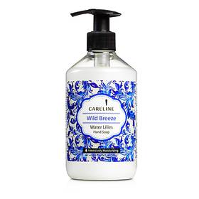Рідке мило з ароматом водяної лілії Careline Hand soap Water Lily 500 мл.