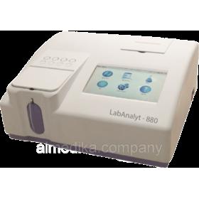 Полуавтоматический биохимический анализатор LabAnalyt 880