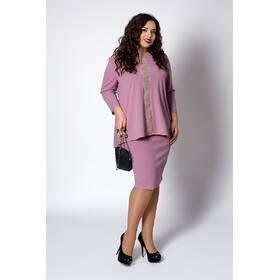 Жіночий костюм великого розміру, мод. 573