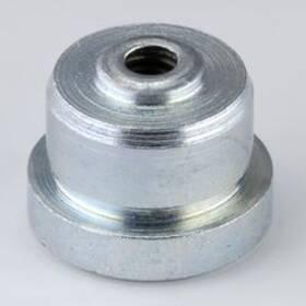 Воронкообразный смазочный ниппель, с запрессовываемой цапфой - SNT GLATT