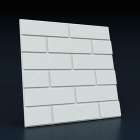 3D гипсовые панели «Кирпич»