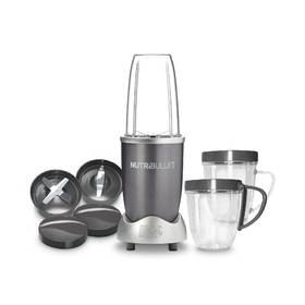 Блендер Delimano NutriBullet 600 Вт (12 предметов)   Серый