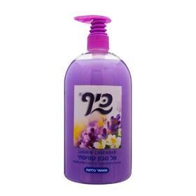 Рідке мило Жасмін-Лаванда Keff Silky Soapless Soap Jasmin-Lavender.1 л.