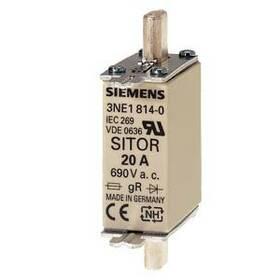Плавка вставка Siemens 3NE1814-0