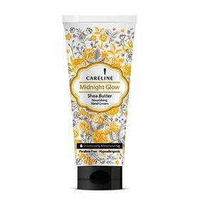 Крем для рук зволожуючий з ароматом масла Ши. Hand Cream Careline Midnight Glow 100 мл.