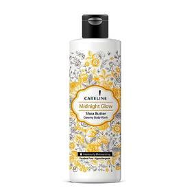 """Гель для душу зволожуючий Careline з ароматом масла Ши. Creamy Body Wash """"Midnight Glow"""" 525 мл."""