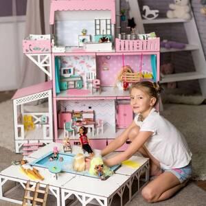 Меблі для Ляльок