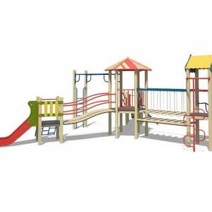 Дитячі ігрові майданчики