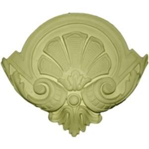 Gypsum medallions