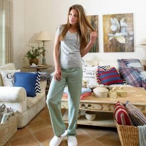 Тапочки и пижамы