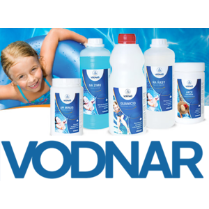 Хімія для басейнів Водолій (Vodnar)