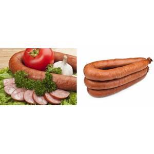 Колбасы полукопчёные