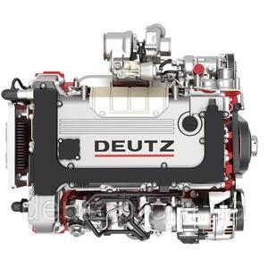 Кап ремонт двигателей Deutz