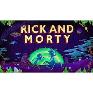 Рік і Морті