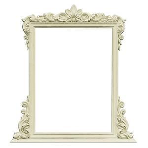 Gypsum mirror frames (mirrors)