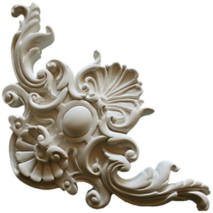 Moulding decoration