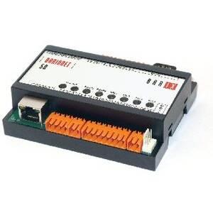 Контроллери і компоненти систем техногенної безпеки